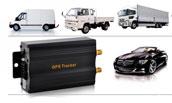 Localización vehículos GPRS